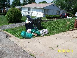 Trash Enforcement